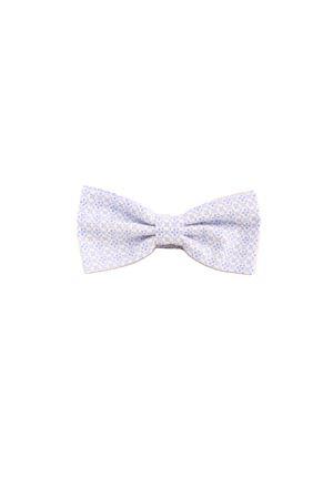 Cotton light blue bow tie Colori Di Capri | 20000037 | PAP03AZZURRO