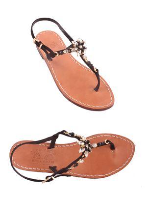Original Capri sandals Cuccurullo   5032256   CUC GRETANERO
