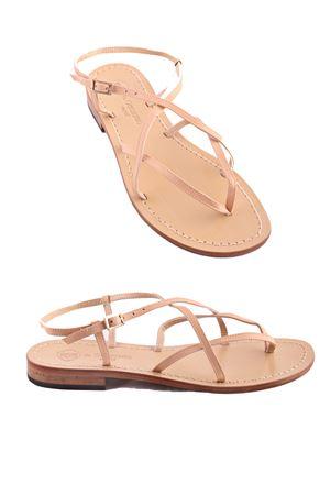 Handmade Capri Sandals Da Costanzo | 5032256 | 2013ECRU
