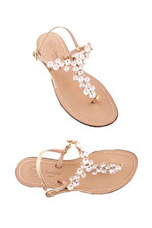Bridal Capri sandals Da Costanzo | 5032256 | CRY SPOSAORO