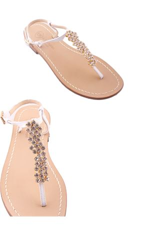 Sandalo caprese gioiello da sposa Da Costanzo | 5032256 | S3082ORO