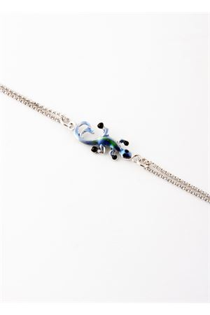 Blue lizard bracelet Pierino Jewels | 36 | 3046ABLU