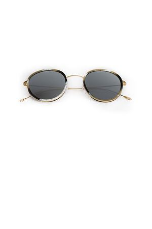 Morgan model sunglasses Spektre | 53 | MORGANHORN SILVER MIRROR