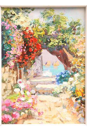 Faragioni di Capri olio su tela Antonio Palomba | 20000003 | CECILIAOLIO SU TELA