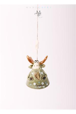 Elk-shaped capri bell charm Capri Bell | 20000008 | 20103712ALCE