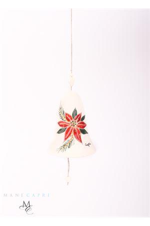 Christmas Capri bell charm Capri Bell | 20000008 | 20103842FIORE NATALE GR