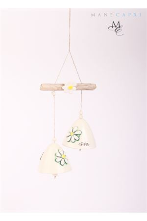 Home decor Capri bell Charm with flowers Capri Bell | 20000008 | 20104207DUE CAMPANELLE