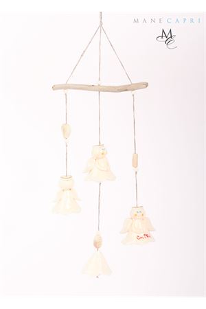 Baby room sweet decoration with 3 capri bells angels-shaped Capri Bell | 20000008 | 20104702TRE ANGELI