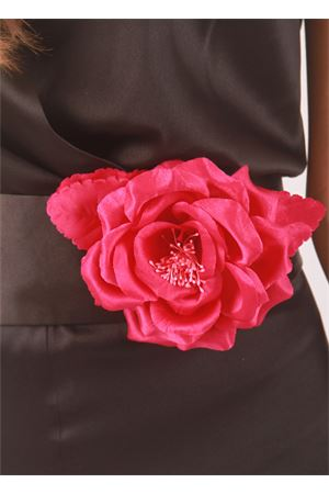 Fabric brooch flower-shaped Capri Chic | 27 | FIOREROSA