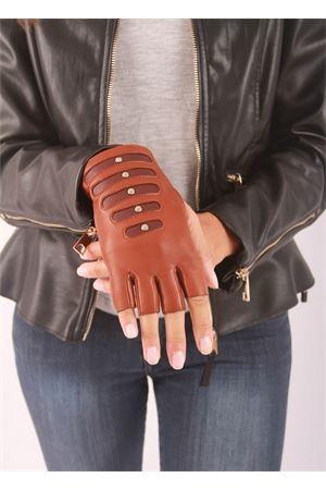 Handmade leather gloves Capri Gloves | 34 | CG654MARRONE