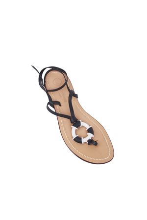 Baywatch Capri Sandals Da Costanzo | 5032256 | SALVAGENTESALVAGENTE
