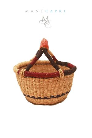 Handmade straw bag Grakko Fashion | 31 | PANIERE SMALLSMALL