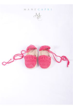 Baby embroidered shoes La Bottega delle Idee | 12 | E120CORALLO