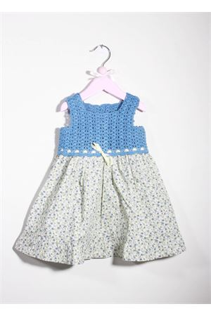 Baby handmade embroidered dress La Bottega delle Idee | 5032262 | V87FIORI