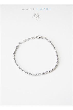Silver bracelet Manè Capri | 36 | BUBBLESILVERARGENTO