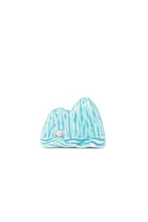 Capri Faraglioni ceramic magnet Manè Capri | 20000005 | FARAGLIONI CALAMITATURCHESE