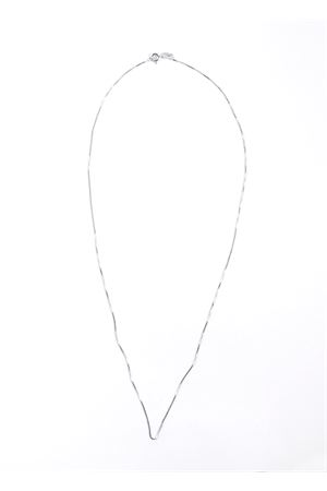 Silver simple necklace  Manè Capri | 35 | MANECOLLANAARGENTO