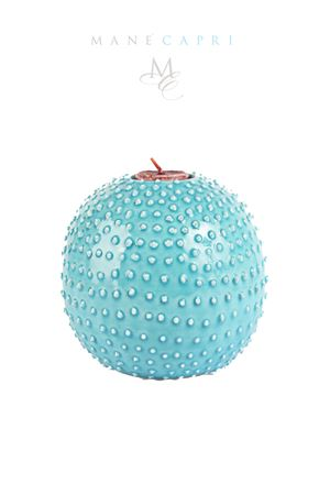 Big candleholder sea urchin-shaped Manè Capri | 20000025 | RICCIO BIGTURCHESE