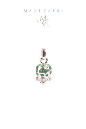 Lucky Capri bell with zircons Pierino Jewels | 5032249 | 3054CVERDE