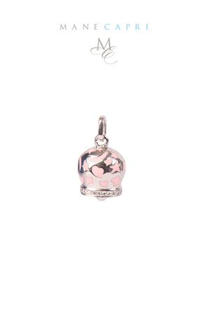 Lucky Capri bell with zircons Pierino Jewels   5032249   3055CROSA