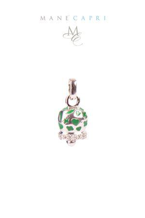Lucky Capri bell with zircons Pierino Jewels | 5032249 | 3055CVERDE
