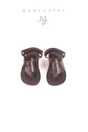 Fringes flip flop sandals for baby girl SONATINA | 5032256 | SON02JANE