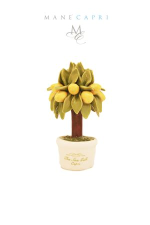 Albero di limoni in ceramica Sea Gull Capri | 20000009 | ALBERO LIM PICCLIMONI H CM 13