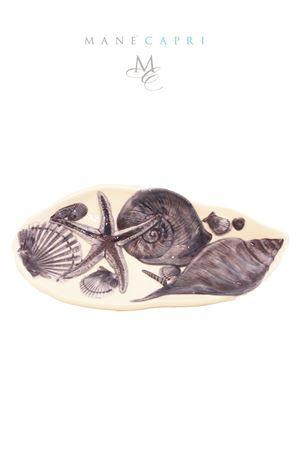 Ceramic spoon rest The Sea Gulll Capri Sea Gull Capri | 20000026 | PMEST BLU CONCCONC BLU