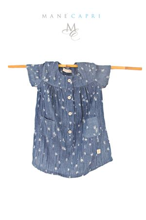 Denim dress for baby girl Sempre Noi | 5032262 | SN17JEANS