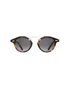 Spektre Sunglasses Cosmopolis model  Spektre | 53 | COSMOPOLISHAVANA GRADIENT SMOKE