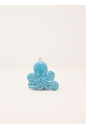 Mattonella in ceramica a forma di polipo Manè Capri | 20000004 | POLIPO TILETURCHESE