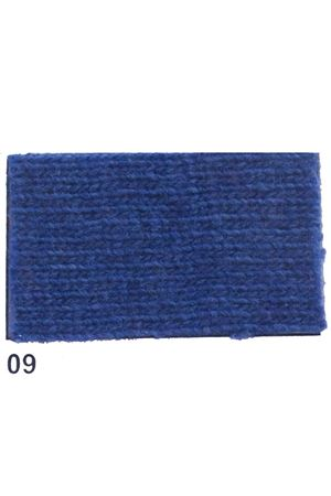 Cachemire and wool fringes blue jacket Art Tricot | 3 | D7171 FRINGE09BLU