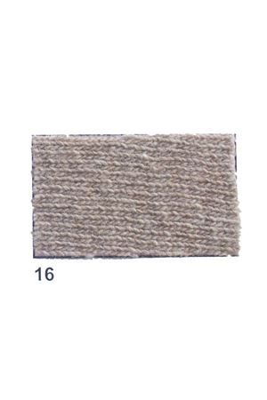 Cachemire and wool fringes beige jacket Art Tricot | 3 | D7171 FRINGE16 BEIGE