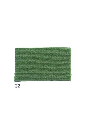 Cachemire and wool fringes green jacket Art Tricot | 3 | D7171 FRINGE22VERDE