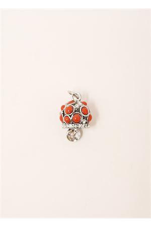 campanella di capri corallo Bell | 20000055 | CAMPANELLAPIETRECORALLO