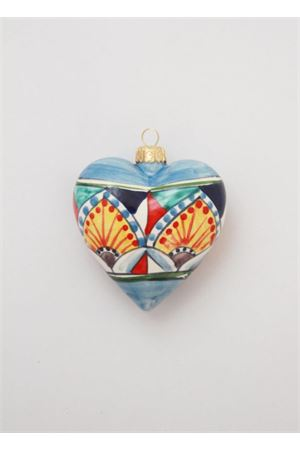 Christmas decoration with Maiolic of Capri Capri Bell | 20000025 | 20105341/AMAIOLICA