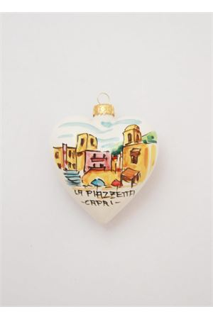 Christmas decoration with Piazzetta of Capri Capri Bell | 20000025 | 20105341PIAZZETTA