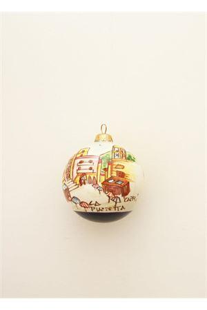 Christmas decoration with Piazzetta of Capri Capri Bell   20000025   20105402PIAZZETTA