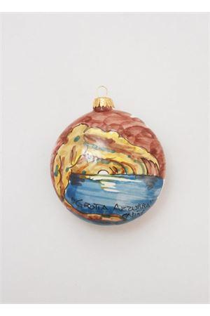 Christmas decoration with Blue Grotto of Capri Capri Bell   20000025   20105440GROTTA AZZURRA