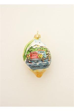 Christmas decoration with Marina Grande of Capri Capri Bell   20000025   20105471/AMARINA GRANDE