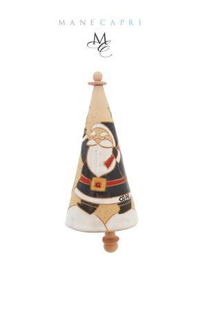 Lucky Capri Bell with Santa Claus Capri Bell | 20000008 | 20115654BABBO CONICO BLU