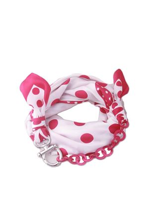 Polka dot scarf with chain decoration Grakko Fashion | -709280361 | GRIPPOIS