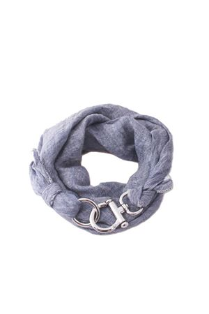 Pure linen denim scarf Grakko Fashion | -709280361 | GRLIN DENIMDENIM
