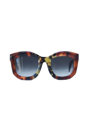 Kuboraum tortoise shell sunglasses Kuboraum | 53 | MASKE B7MARRONE