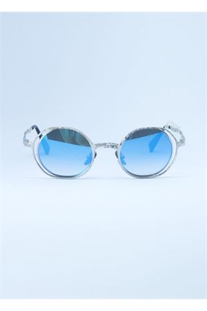 Steel Kuboraum sunglasses Maske H11 model Kuboraum | 53 | MASKE H11ARGENTO