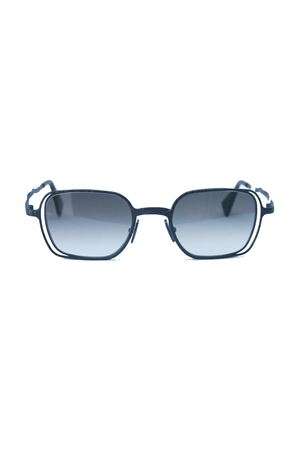 Kuboraum black steel sunglasses Kuboraum | 53 | MASKE H12NERO