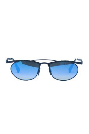 Kuboraum unisex sunglasses model Maske H52 Kuboraum | 53 | MASKE H52METALLO