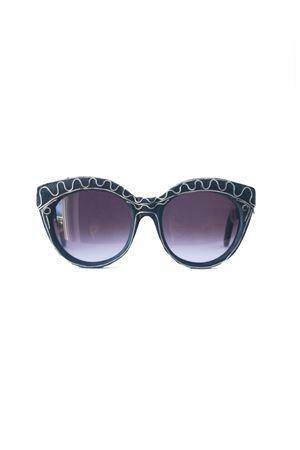 Silver threads Kuboraum sunglasses Kuboraum | 53 | MASKED3NERO