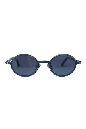 Kuboraum oval frame sunglasses Kuboraum | 53 | MASKEZ13NERO