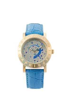 Capri Blue Lizard Watch L
